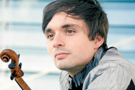 Francisco Fullana, protagonista del concierto de la Simfònica del sábado en Bellver