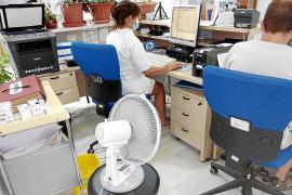 Aumentan las quejas por la saturación en los centros de salud de Mallorca