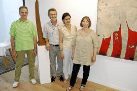 Joan Costa inaugura una nueva exposición en Pollença