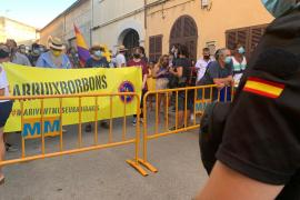 Arruix Borbons se reunirá con la delegada del Gobierno para protestar por el trato en la visita de los Reyes