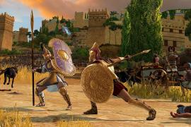 Total War Saga: TROY, gratuito por 24 horas en su lanzamiento, después 49,99€