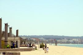 Hoteleros de Playa de Palma prevén una ocupación del 43 % en agosto