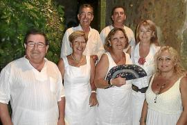 FIESTA DE BLANCO CASA DE ANDALUCIARAFAEL DEL REY