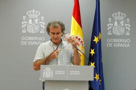 Fernando Simón: «Ahora mismo no hay un riesgo sanitario inminente en España, ni muchísimo menos»