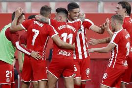 Stuani acerca al Girona a la final del playoff de ascenso