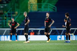 El Leipzig acaba con el sueño del Atlético de Madrid