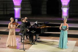 La reina Sofía no asiste al concierto a beneficio de Projecte Home en Bellver