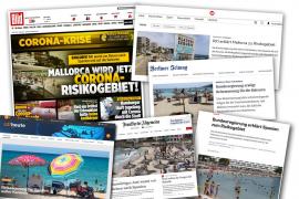 TUI inicia la repatriación de turistas de Mallorca por la crisis del coronavirus