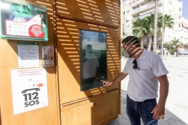 Hi Point', punto informativo sobre el cáncer de piel en Ses Figueretes