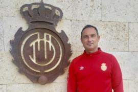 Javier Recio se desvincula del RCD Mallorca