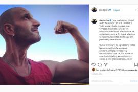 Dani Rovira anuncia que ya está curado del cáncer