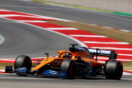 Hamilton saldrá desde la 'pole' y Sainz séptimo