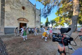 Los Cossiers de Montuïri abren su tradición a todo el mundo