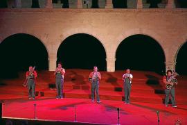 Spanish Brass Luur Metal, una novedad en las Serenates d'Estiu de Bellver