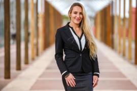 Patricia de las Heras, portavoz de Vox Ibiza
