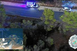 Imagen del escenario del último accidente mortal.