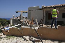 Muere uno de los tres quemados en la explosión de gas en una vivienda de  Santanyí