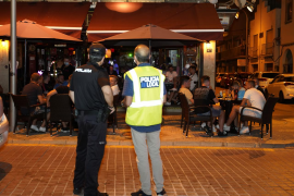 La falta de personal ha dejado a Palma sin Patrulla Verde nocturna toda la semana