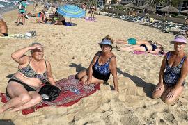 Sin rastro de turistas extranjeros en el ferragosto
