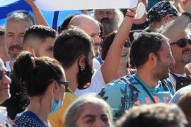 La arena de las redes se enciende con la protesta antimascarillas
