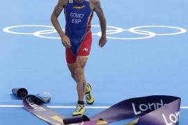 Javier Gómez medalla de plata