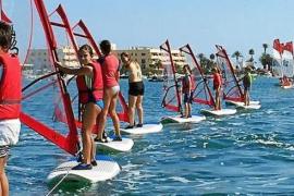 La escuela municipal de vela de Formentera cierra por un positivo