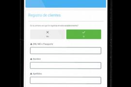 Una empresa con sede en Palma crea una app que facilita el rastreo de los clientes de un local