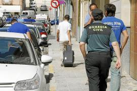 La Guardia Civil tiene pistas 'muy fiables' sobre dos importantes robos en  Binissalem e Inca