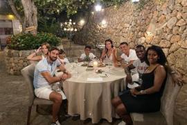 Cristiano Ronaldo descansa en La Residencia de Deià