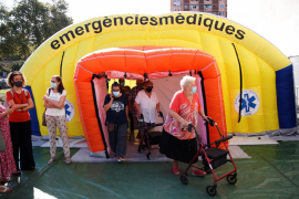 España registra más de 16.000 casos de coronavirus el fin de semana
