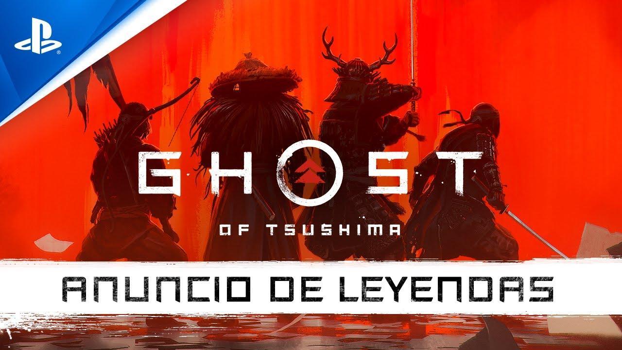 Ghost of Tushima: Leyendas, un modo online multijugador