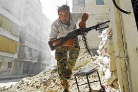 Al Asad desafía a los rebeldes sirios y refuerza su alianza con Irán