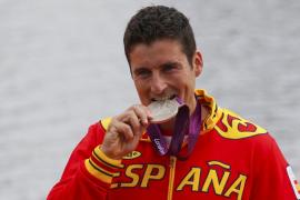 David Cal, plata en C-1 1.000 metros, se convierte en el deportista español con más medallas