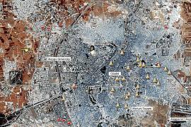 AMNISTÍA INTERNACIONAL DENUNCIA USO DE ARTILLERÍA PESADA EN SIRIA