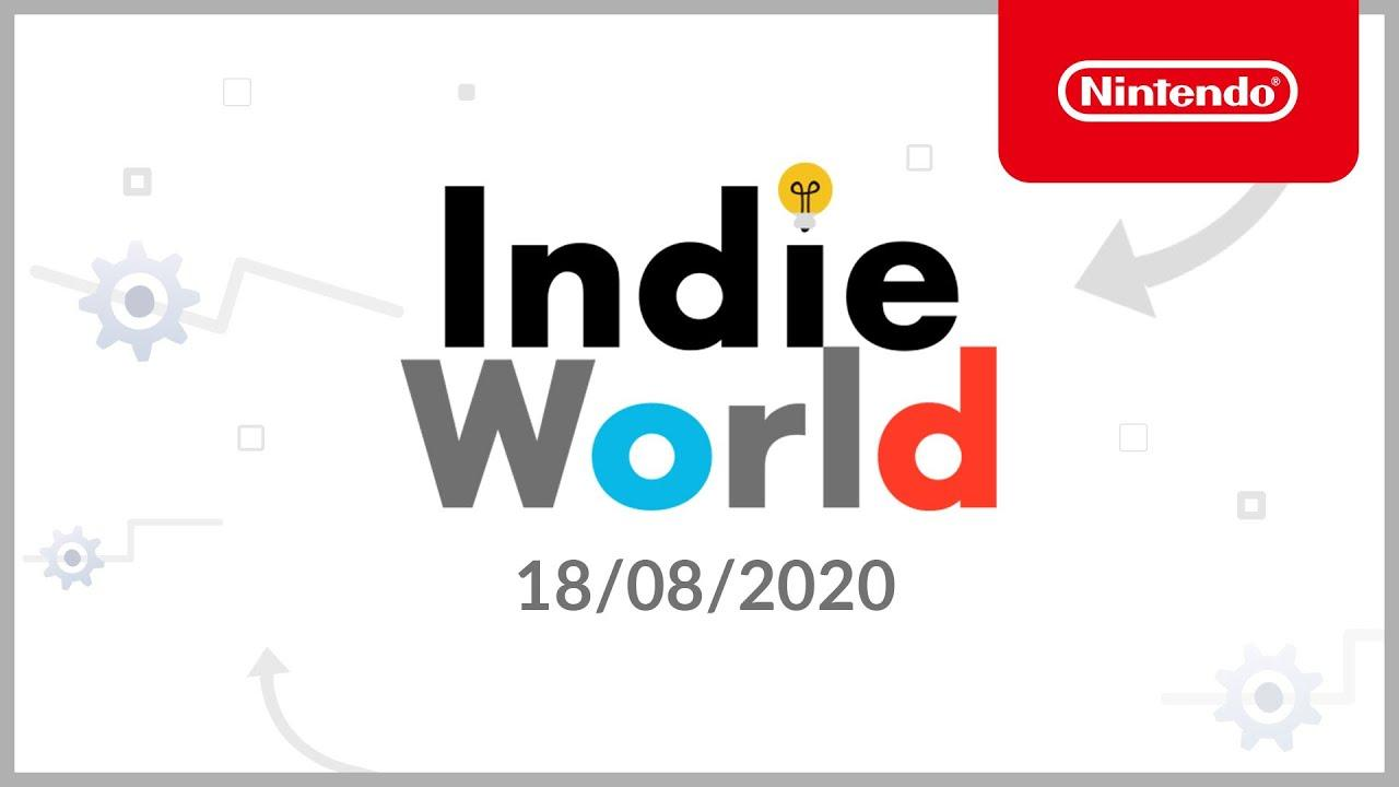 Indie World 18 de agosto