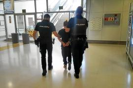 El arrestado por amenazas a un vigilante: «En cuanto me soltéis, volveré a la Intermodal y mataré a los vigilantes»