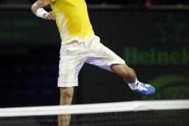 Rafael Nadal en semifinales tras ganar a Tsonga
