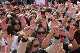 Los sindicatos educativos no descartan una huelga en Baleares