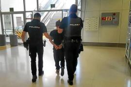 Prisión por quebrantar 11 veces la prohibición de acudir a la Intermodal