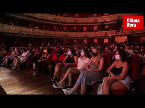 El Teatre Principal logra un 'sold out' en su regreso postcovid con Miquel Serra