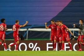 El Bayern supera al Lyon y se cita con el PSG en la final de la 'Champions'