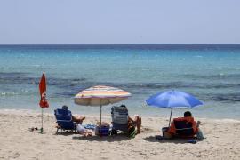 Vuelve el calor más duro a Mallorca