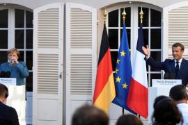 Angela Merkel y Emmanuel Macron han ofrecido ayuda a Navalni