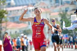 La triatleta Xisca Tous se inscribe en las Series Mundiales de Hamburgo