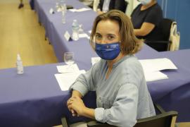 Cuca Gamarra exige a Sánchez desde Palma que «abandone la hamaca de las vacaciones»