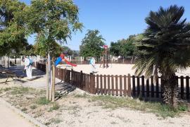 Cort gasta 100.000 euros mensuales en desinfectar los parques de Palma a diario