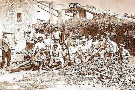 Las minas de carbón del Raiguer dejaron de funcionar hace veinte años