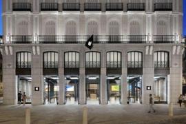 Apple cerrará desde el lunes temporalmente sus cuatro tiendas de Madrid por el Covid