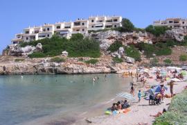 El Ajuntament de Manacor recomienda no bañarse en Cala Murada por contaminación de fecales