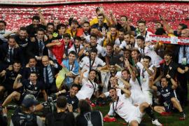 El Sevilla conquista su sexta Europa League